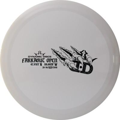 Farragut Open 2018 Sponsored By Dynamic Discs (AM) logo