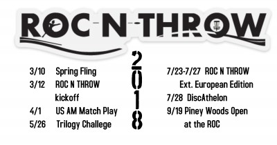 Trilogy Challenge at The ROC logo