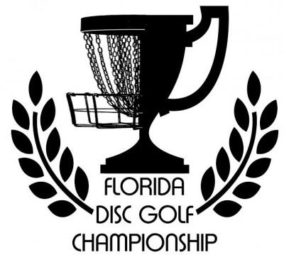 2018 Florida Disc Golf Championship presented by DiscGolfCenter.com logo
