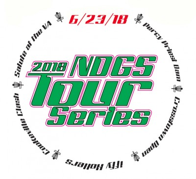 Salute at the VA Nashville Disc Golf Store Tour Series Finale logo