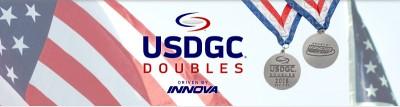 USDGC Doubles Qualifier logo