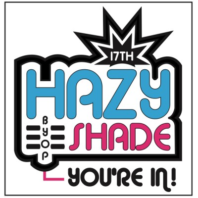 Hazy Shade 17th BYOP Doubles Rec/Int Sponsored by Innova/Dynamic Discs/Discmania/Streamline/Zuca logo