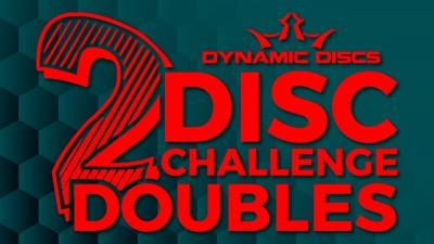Random Draw 2 Disc Dinner Dubs presented by Latitude 64 logo