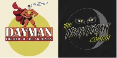 3rd Annual Dynamic Discs Dayman/ Nightman 2 Disc Challenge logo