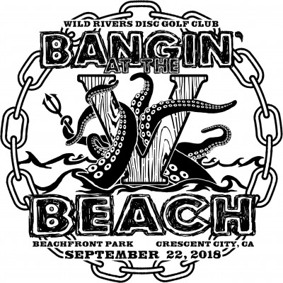 Bangin' at the Beach V logo