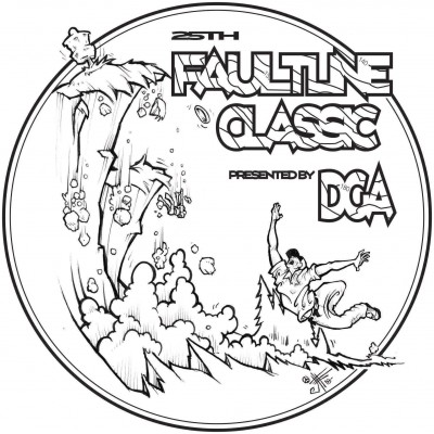 25th Faultline Classic presented by DGA logo
