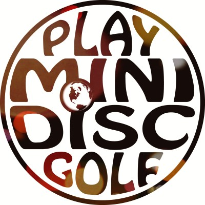 2019 Mini Disc Golf World Championship logo
