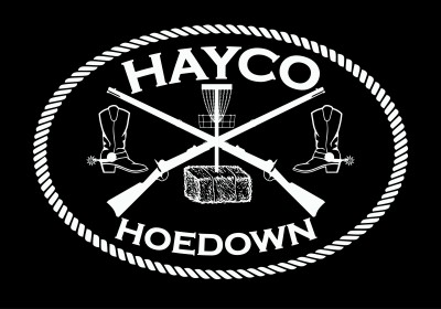 MVP Disc Sports presents the 2nd Annual HAYCO Hoedown logo
