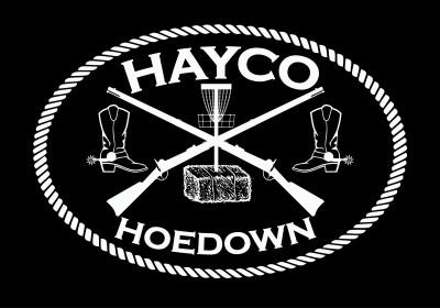MVP Disc Sports presents the 2nd Annual HAYCO Hoedown logo