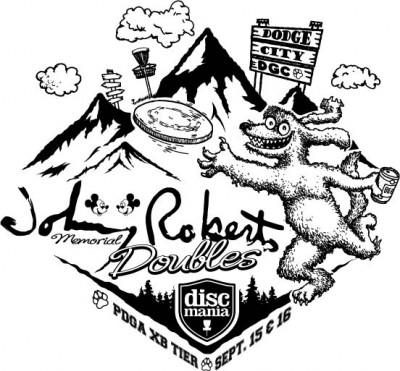2018 Johnny Roberts Memorial logo