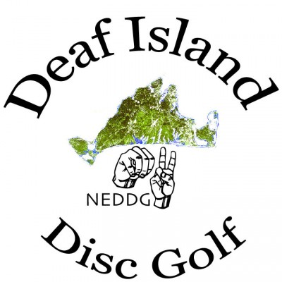 Deaf Island XVIII (18TH) logo