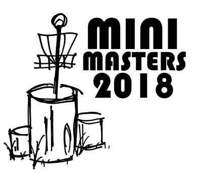 Mini Masters 2018 logo