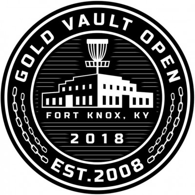 Gold Vault Open logo