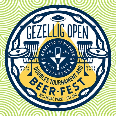2nd Annual Gezellig Open Driven by Innova logo