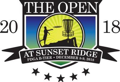 Sun King presents The Open at Sunset Ridge logo