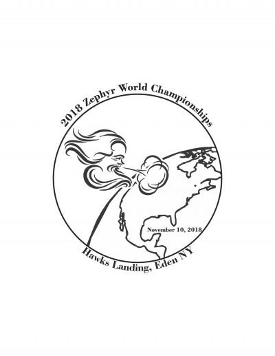 2018 Zephyr World Championships logo
