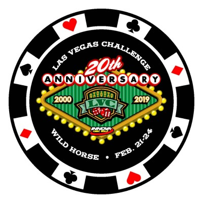 2019 Las Vegas Challenge presented by Innova Champion Discs National Tour logo