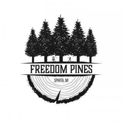 Freedom Pines Glow Doubles logo