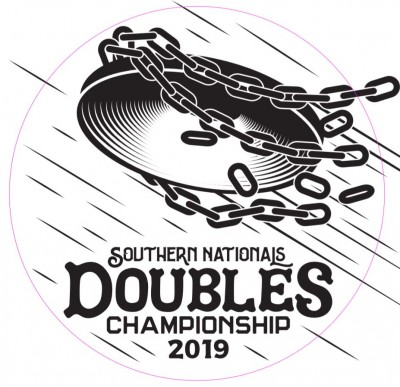 2019 Southern Nationals Doubles Championships Presented by Discraft logo