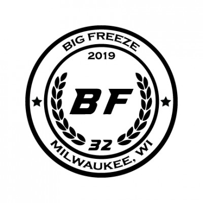32nd Annual Big Freeze Doubles Event Adv/Am/Mixed Day logo