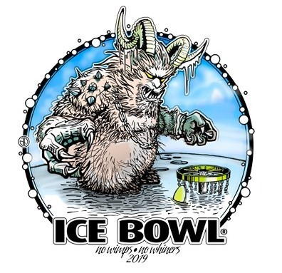 15th Annual Fairmont Ice Bowl & Chili Cook Off logo