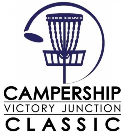 3rd Annual Victory Junction Campership Classic - Presented by DD logo