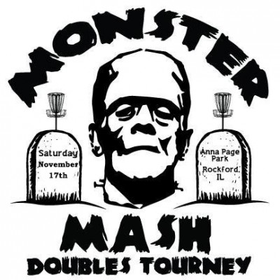Monster Mash Doubles Event BYOP logo