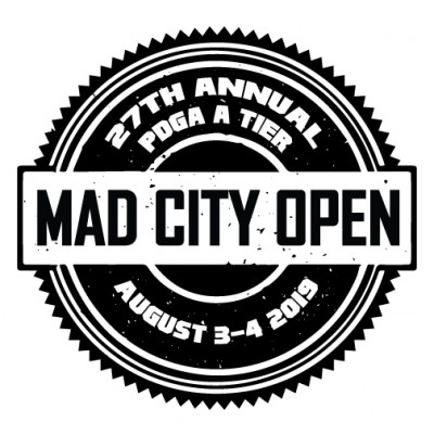 27th Mad City Open PDGA A Tier logo