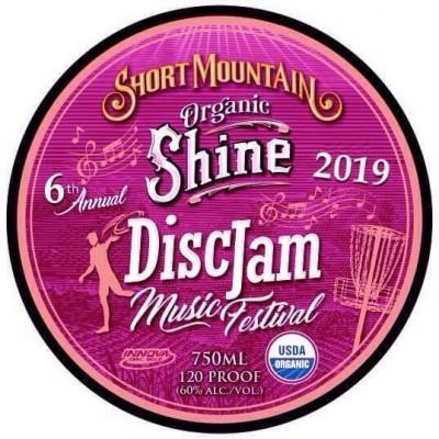 6th Annual Short Mountain Disc Jam Music Festival Driven by INNOVA logo