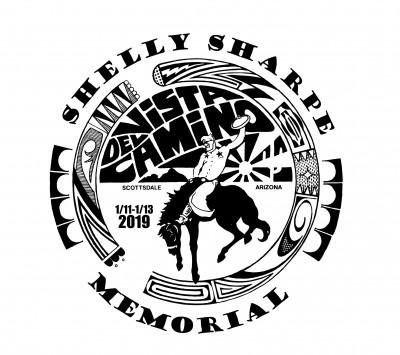 Shelly Sharpe Memorial presented by SpinnersontheGreen.com logo