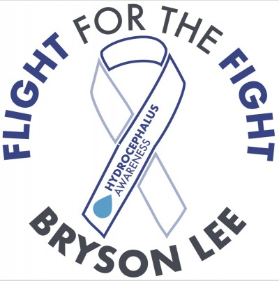 Flight for the Fight to benefit Bryson Lee logo