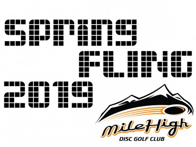 Spring Fling 2019 Sponsored by Latitude 64 and MHDGC Professional Day logo