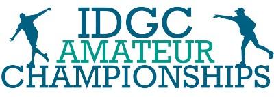 2019 IDGC Amateur Championships sponsored by Dynamic Discs logo