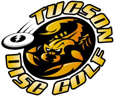 2019 Tucson Disc Golf Member Tournament logo