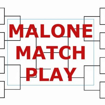 Malone New Years Eve Match Play logo