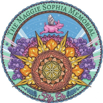 The 2019 Maggie Sophia Memorial presented by Innova Champion Discs logo