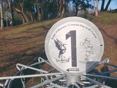Ralph Williamson Memorial Open logo