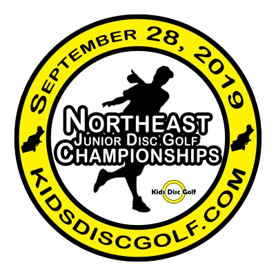 Northeast Junior Disc Golf Championships logo