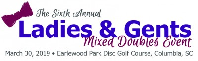 Sixth Annual Ladies & Gents Mixed Doubles presented by Throw Pink and Smoky Mountain Discs // Driven logo