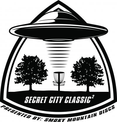 Secret City Classic² - Presented by Smoky Mountain Discs logo