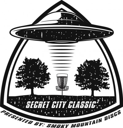 Secret City Classic² - Presented by Smoky Mountain Discs logo