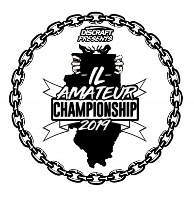 6th Annual Illinois Amateur Championships Presented by Discraft logo