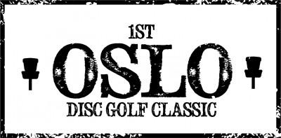 Dynamic Discs 1st Oslo Disc Golf Classic presented by NBDG logo