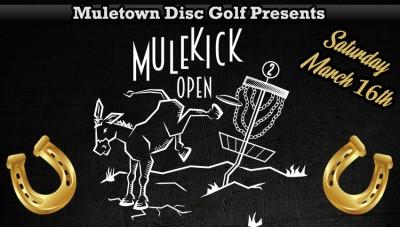 Mulekick Open II logo