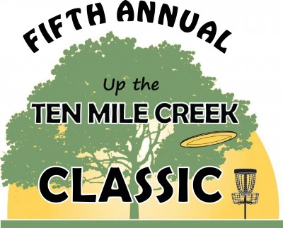 The Up the 10 Mile Creek Classic C-Tier Charity Driven by Innova logo