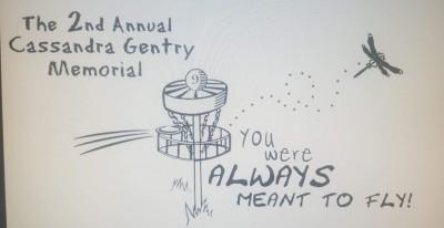 The 2nd Annual Cassandra Gentry Memorial logo