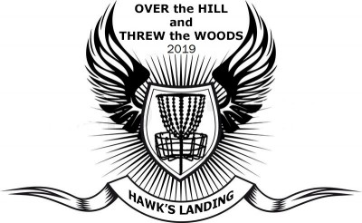 Over the Hill and Threw the Woods 2019 logo