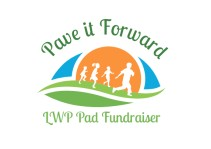 Pave it Forward ~Lakewood Park Pad Fundraiser logo