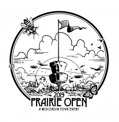 The Prairie Open  (All Pro & Advanced Divs) logo