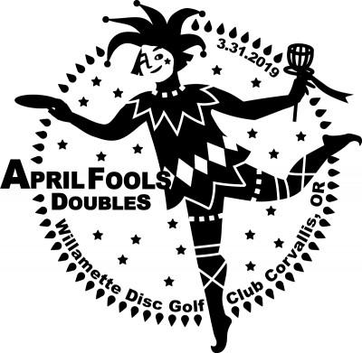April Fools Doubles logo